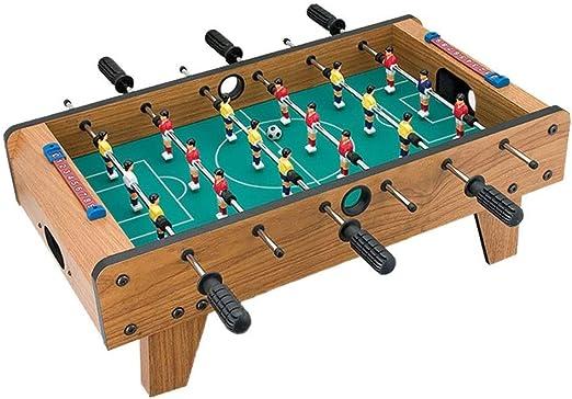Futbolines Mesa De La Máquina Puzzle Doble Juego De Mesa Juguetes ...