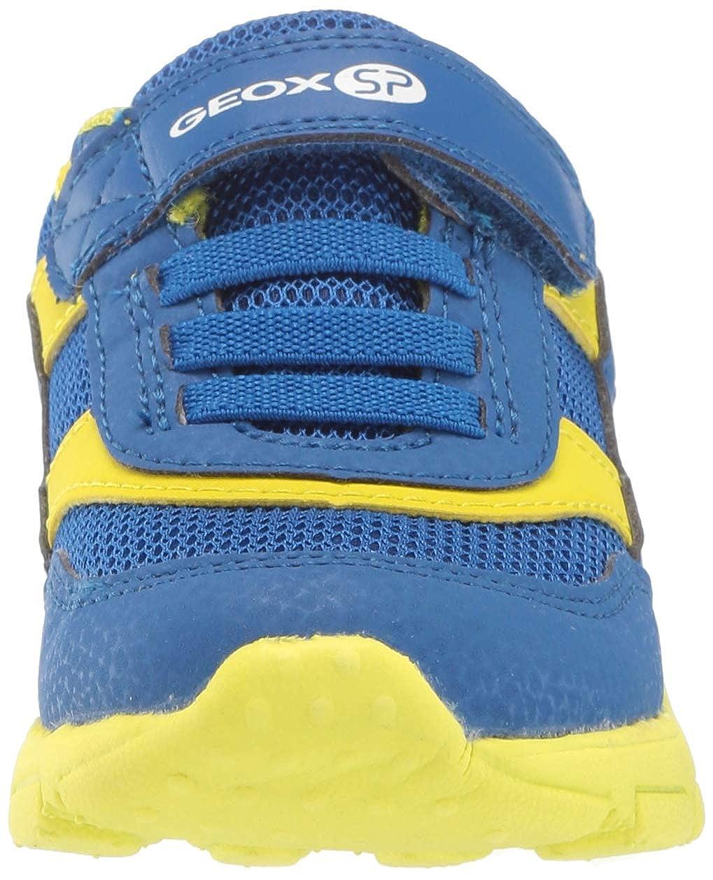 Geox Kids New Torque Boy 2 Sp Velcro Sneaker