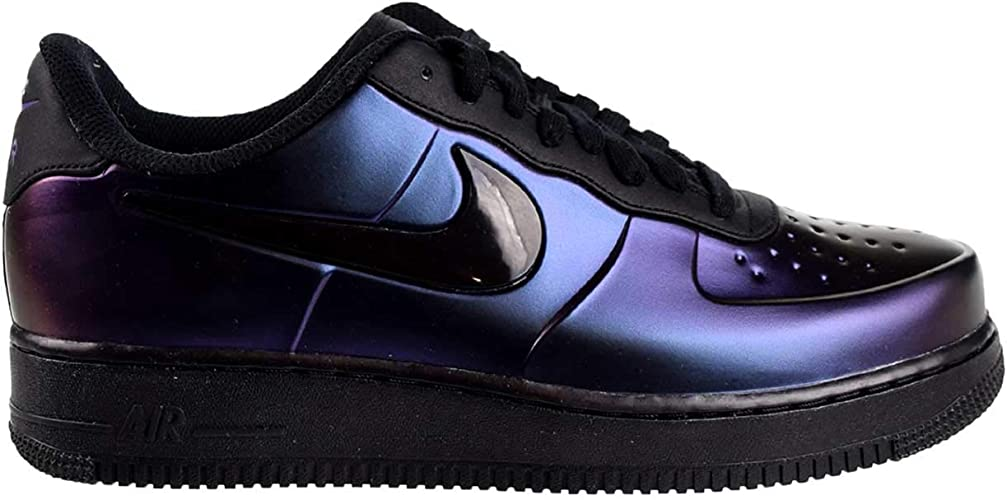 air force 1 viola e nere