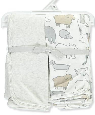 Amazon.com: Carters - Manta para bebé (2 unidades), diseño ...