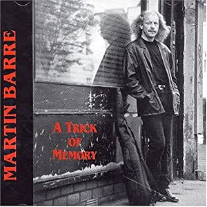Martin Barre Trick Of Memory Amazon Com Music
