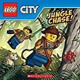 img - for Jungle Chase! (LEGO City) book / textbook / text book