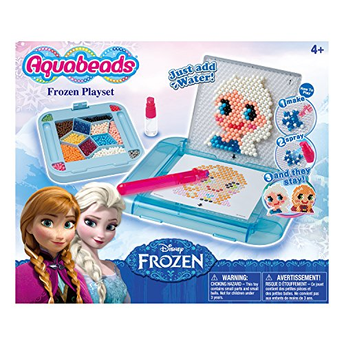 Disney Frozen AB65125 AquaBeads Frozen Playset (Elsa Arts And Crafts)