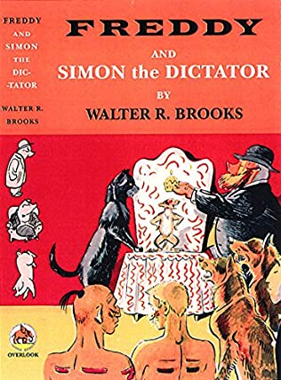 book cover of Freddy and Simon the Dictator