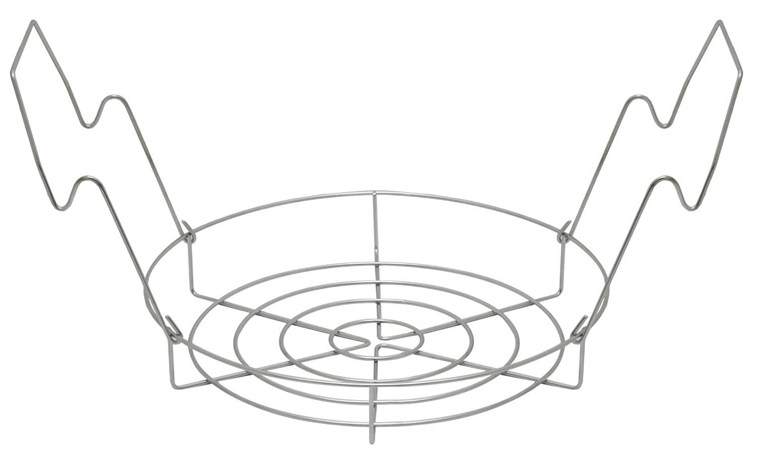 Stainless Steel Canning Rack, Flat, by VICTORIO VKP1056