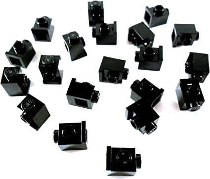New LEGO Lot of 8 Black 1x1 Headlight Bricks
