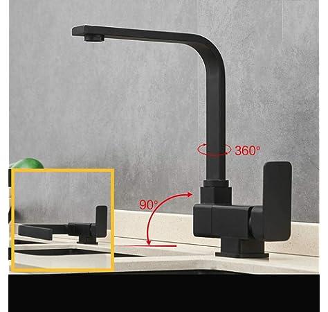 grifo abatible fregadero grifo /ósmosis inversa grifo cocina osmosis abatible 1//4-Cromado purificador de agua cobre