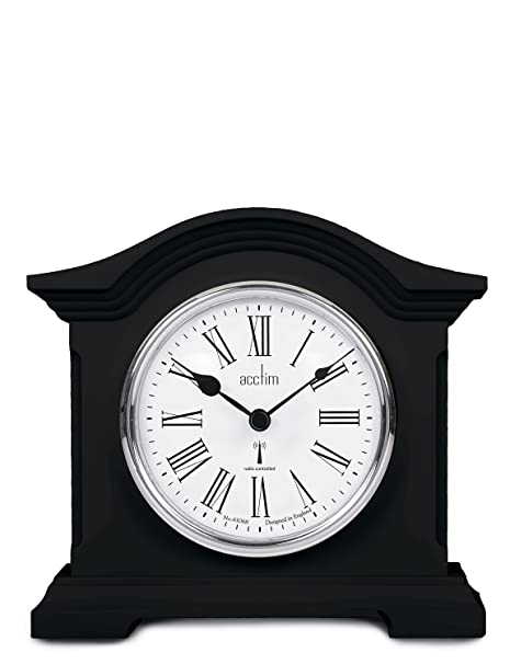 Mantel clock radio controlled uk