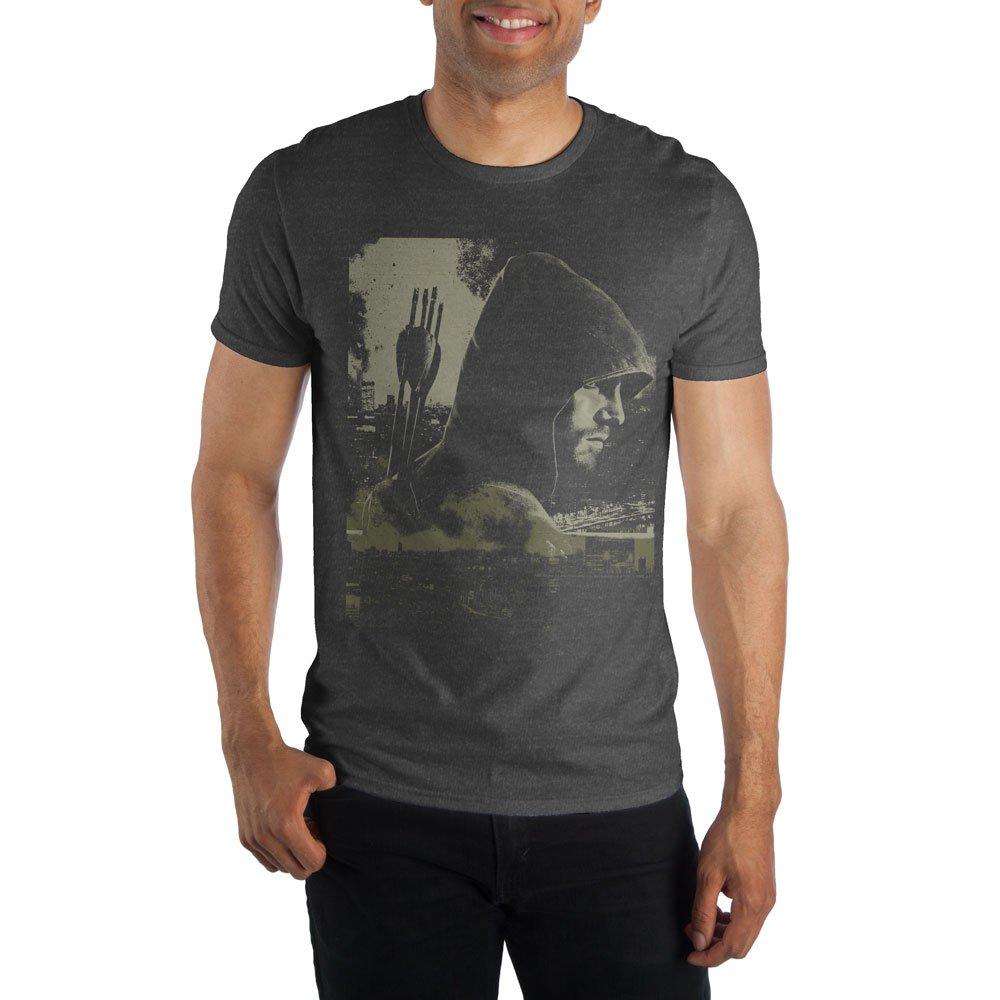 Amazon The Green Arrow Graphic T Shirt Tee Shirt For Men Clothing