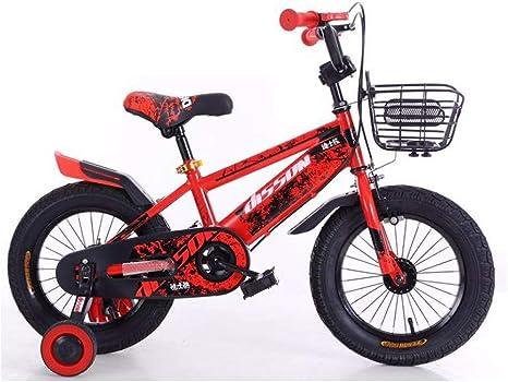 TD Bicicleta para Niños 12-18 Pulgadas Bicicleta 3-4-5-6 Años Niña ...