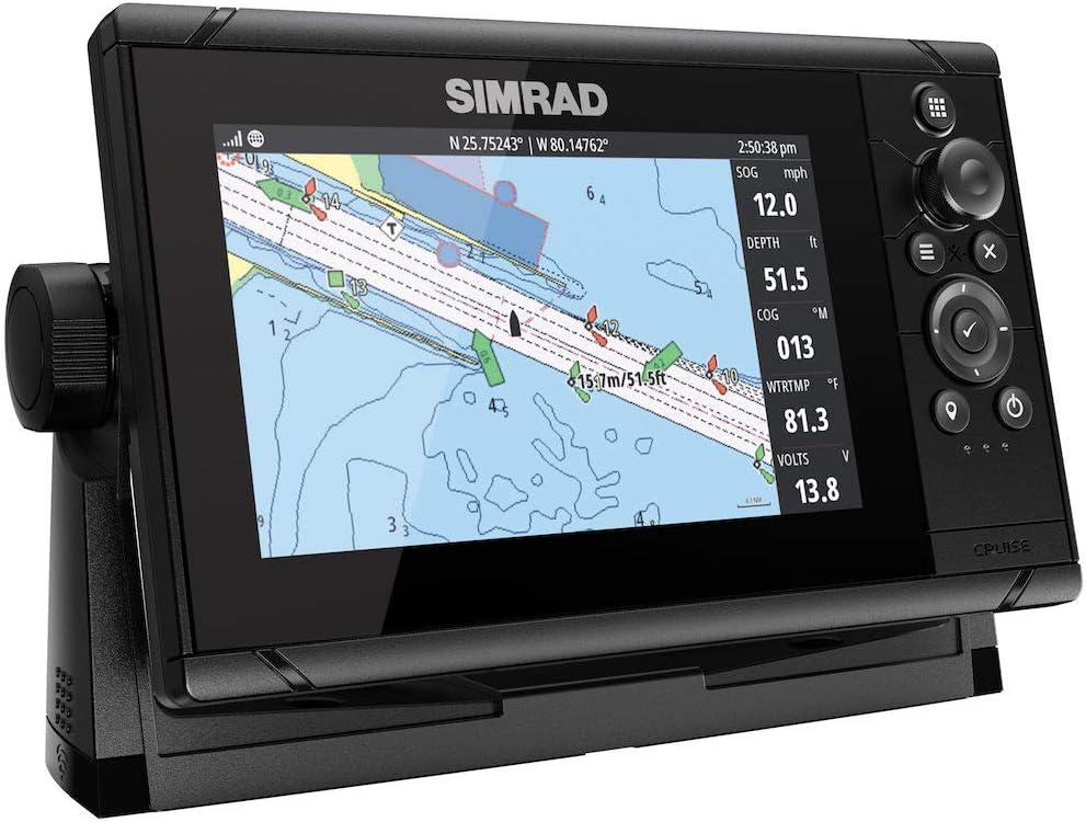 Simrad Cruise 5 - Rueda con Diagrama básico, Cruz 5.: Amazon.es: Electrónica