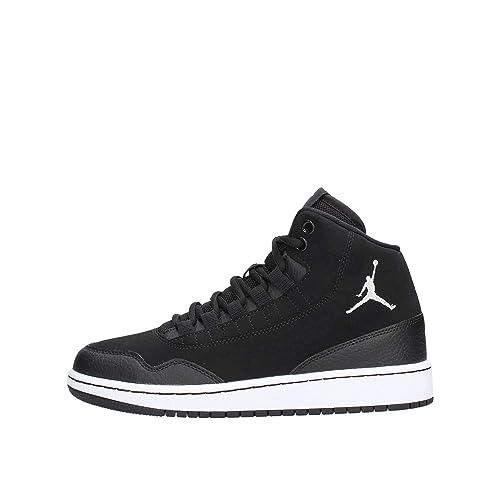 Nike Jordan Executive BG, Zapatillas de Baloncesto para Hombre, Negro (Black White), 38 EU: Amazon.es: Zapatos y complementos