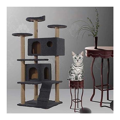 Árbol de Gato Marco de Escalada para Gatos, Centro de Actividad del árbol del Gato