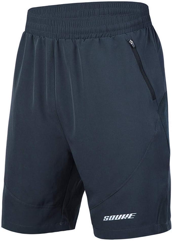 runner short with zipper pockets