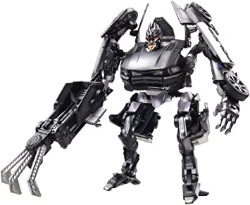 Barricade Robots Classic Dark of the Moon Transformers Collectible Action Figure