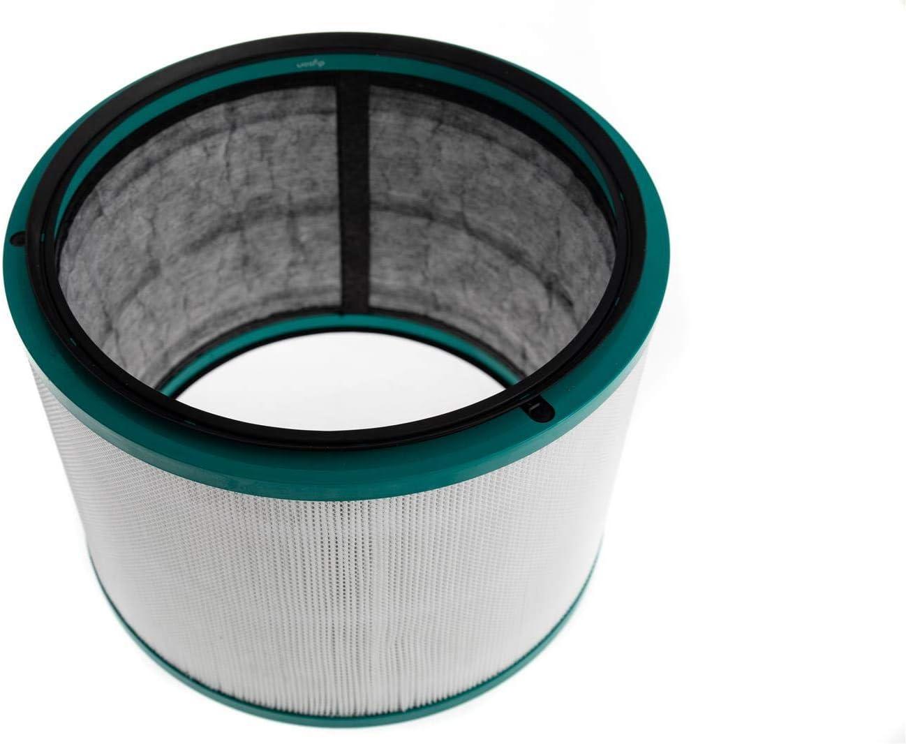 DANIPLUS Pure 968101-04 - Filtro de Repuesto para Ventilador Dyson ...