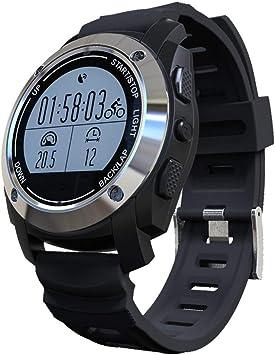 Wolong Reloj Inteligente, Reloj Deportivo con Altímetro