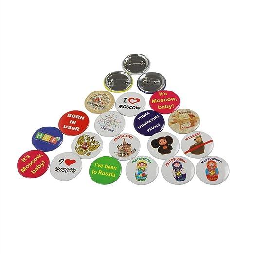 Insignia de Botón de eléctrica botón Panificadora 1001 3 Inch(75mm ...