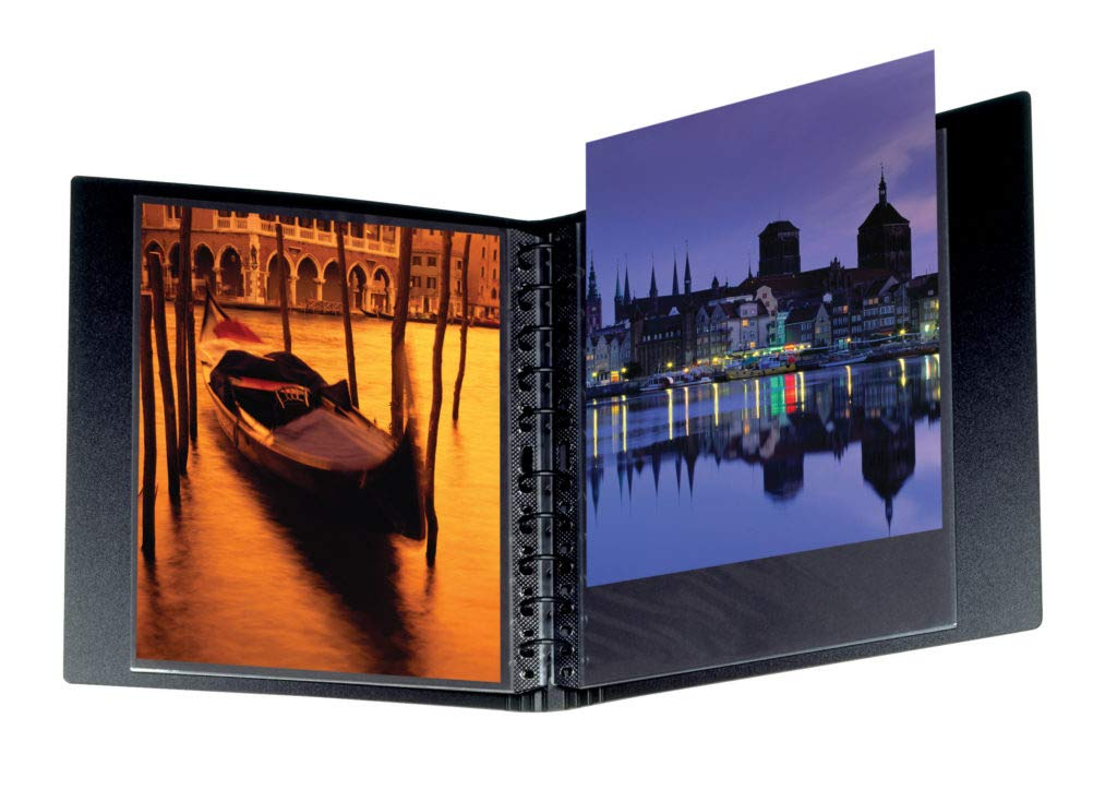 ProFolio by Itoya, ProFolio Multi-Ring Refillable Binder - Landscape, 17 x 11 Inches by ProFolio by Itoya