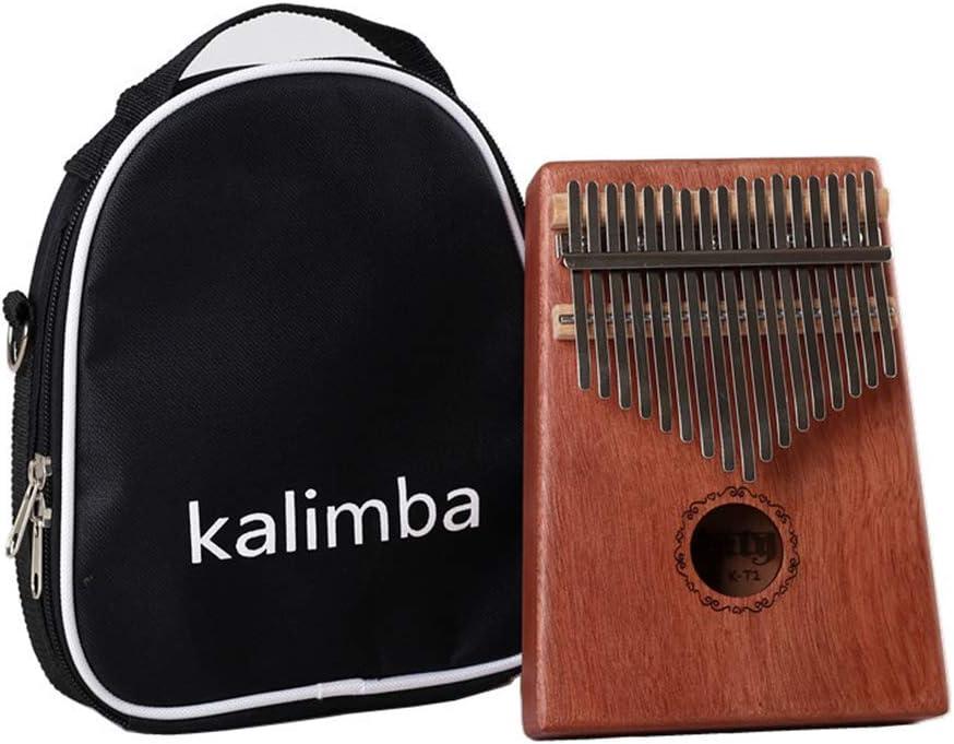 XuBa M-b-i-r-a Calimba Africain 17 Touches Acacia