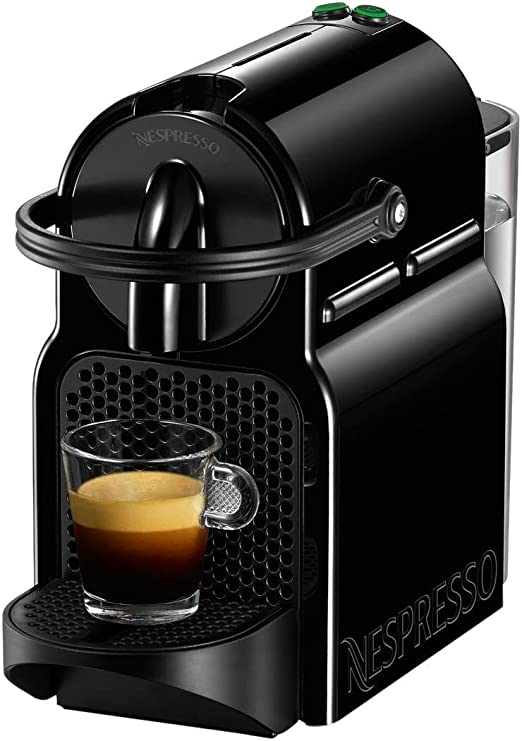 Amazon.com: Nespresso Inissia Espresso Maker, Black ...