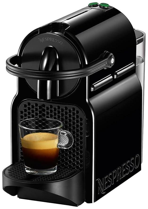 Amazon.com: Nespresso Inissia Espresso Maker, Black (Discontinued ...