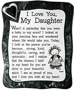 Blue Mountain Arts I Love You My Daughter By Marci