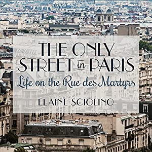 The Only Street in Paris Audiobook