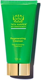 product image for Tata Harper Regenerating Cleanser, Daily Exfoliating Treatment, 100% Natural, Made Fresh in Vermont, 50ml