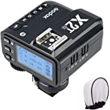 Godox X2T-N TTL Wireless Flash Trigger for Nikon, Bluetooth Connection, 1/8000s HSS, TCM Function, 5 Separate Group…