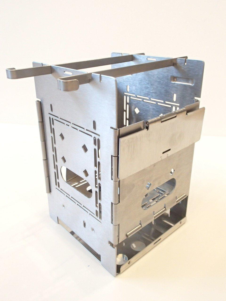 FIREBOX(ファイヤーボックス) バーベキューコンロ焚火台 G2 ストーブ 5インチ ウッドストーブ 【日本正規品】 B017VOMYOW