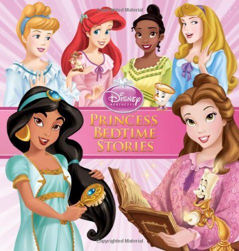 Princess Bedtime Stories (Storybook Collection)