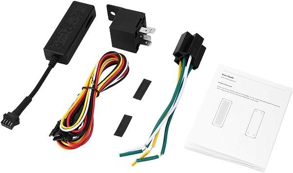 Dispositivo GPS del Coche del vehículo Tracker GPS localizador gsm ...