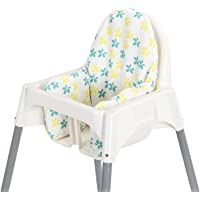 Dadouman Inflatable Supporting Cushion for IKEA High Chair, Baby High Chair Cushion with Colorful Printing, Inflatable…