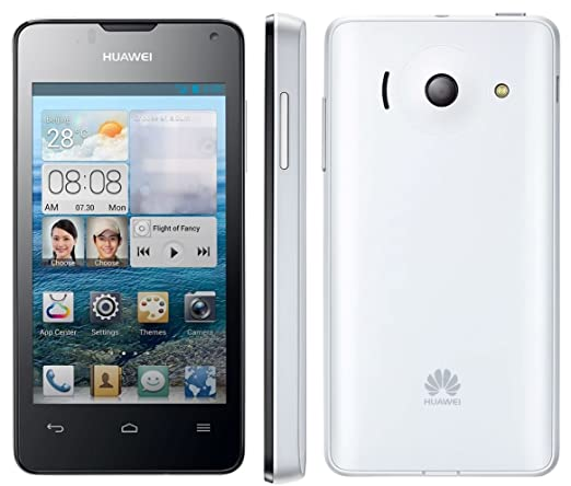 Amazon.com: Huawei Ascend Y300-0151 4GB WiFi Android ...