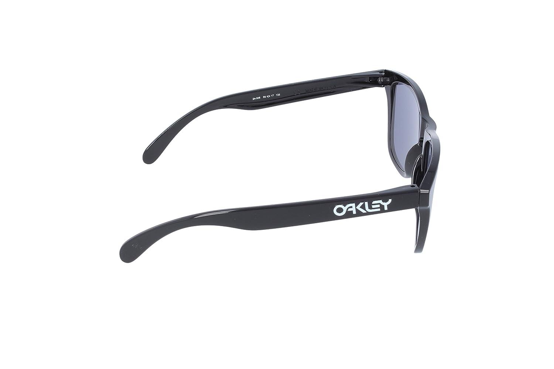 883726586e281 Lunettes de Soleil Oakley Frogskins Polished Black   Grey  Oakley   Amazon.fr  Vêtements et accessoires