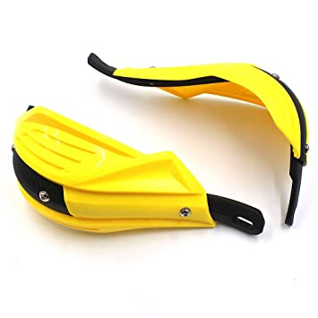 BJ Global 7//8 22mm 4 colors Motocross ATV MX Dirt Bike Off Road Cross Country Hand Guards Protective Guard Falling Protection Racing Protector