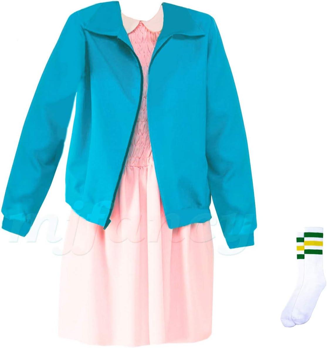 MJPARTY - Disfraz de 11º Vestido para Disfraz: Amazon.es ...
