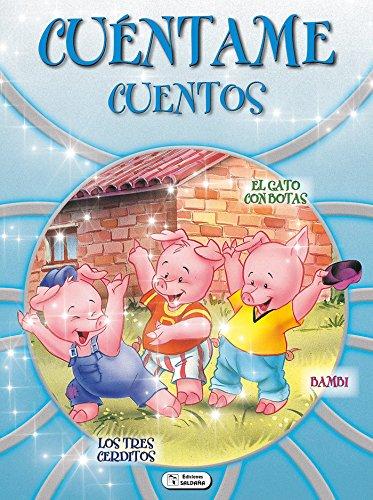 Download CUENTAME CUENTOS GATO CON BOTAS-3 CERDITOS-BAMBI ebook