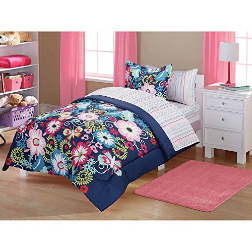 Pink And Blue Comforters - 5