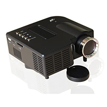 Amazon.com: LightInTheBox – QVGA 400 LM Mini HD proyectores ...