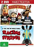 Hoodwinked / Racing Stripes DVD