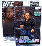 Round 5 UFC Ultimate Collector Series 6 LIMITED EDITION Action Figure Joe Rogan review