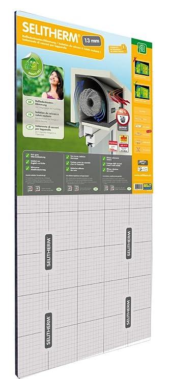 Selitherm - Aislamiento para caja de persianas, 13 mm