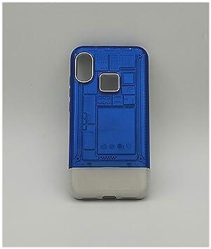 Max Power Digital Funda para Xiaomi Redmi S2 (5.99 Pulgadas) Carcasa Anti Golpes Elegante (Xiaomi Redmi S2, Azul)