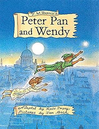 book cover of Peter Pan