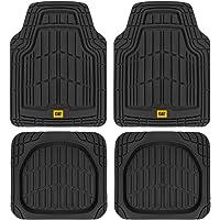 SOONA Floor Mat for BMW X6 09-19 2009 2010 2011 2012 2013 2014 2015 2016 2018 2019 Floor Mats All-Weather Waterproof Car floor Black 3D Custom Car Floor Perfect Fit Mats Full Set