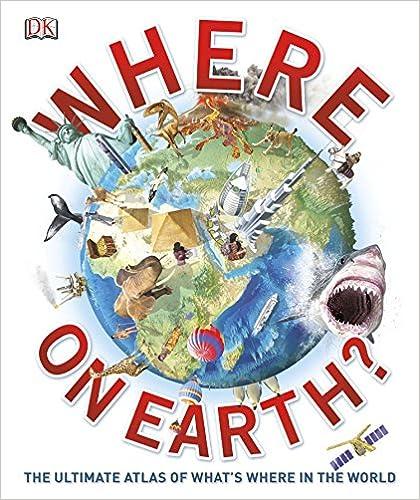 Where on Earth Atlas?