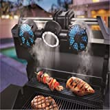 Amazon Com Perfect Solutions Barbecue Fan With Light