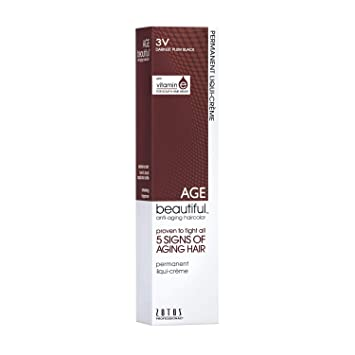 Amazon.com : AGEbeautiful Agebeautiful liqui-creme 3v darkest plum ...